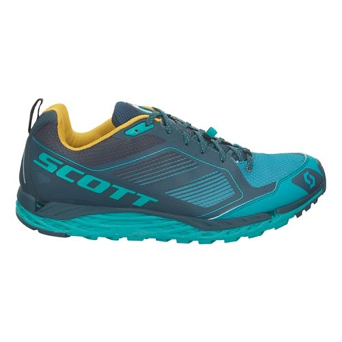 Mens Scott T2 Kinabalu 3.0 Trail Running Shoe - Blue 11.5