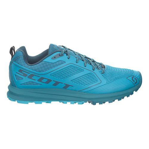 Womens Scott Kinabalu Enduro Trail Running Shoe - Blue 6.5