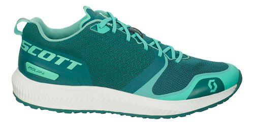 Womens Scott Palani Running Shoe - Green 10.5