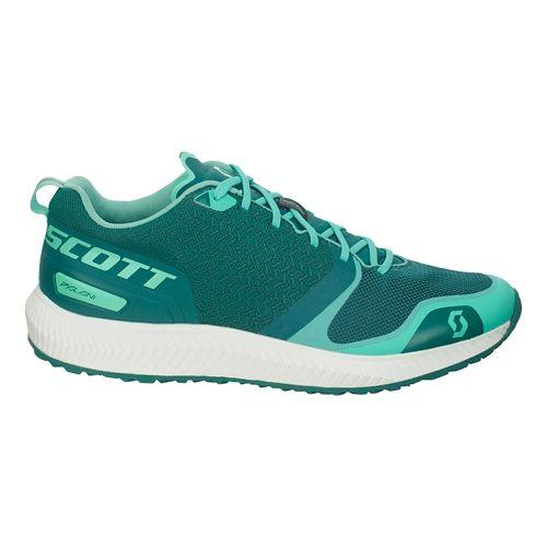 Womens Scott Palani Running Shoe - Green 7