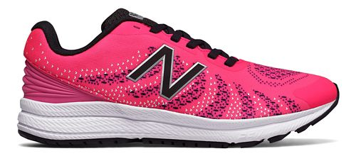 New Balance Rush v3 Running Shoe - Pink/Black 5.5Y