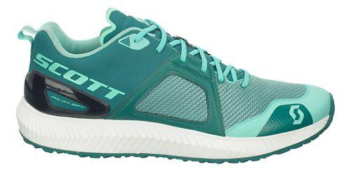 Womens Scott Palani SPT Running Shoe - Teal 8.5