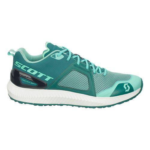 Womens Scott Palani SPT Running Shoe - Teal 6