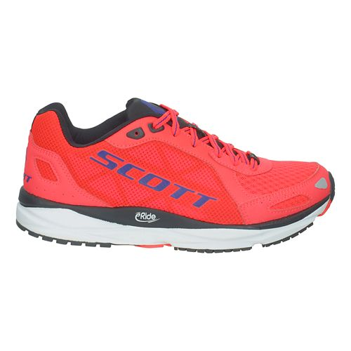 Womens Scott Palani Trainer Running Shoe - Red 9