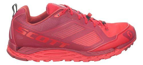 Womens Scott T2 Kinabalu 3.0 Trail Running Shoe - Red 10