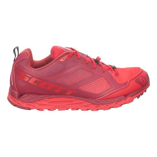 Womens Scott T2 Kinabalu 3.0 Trail Running Shoe - Red 10.5
