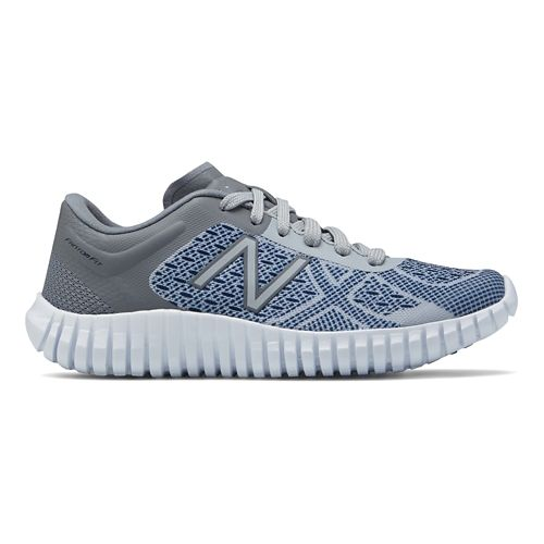New Balance 99v2 Running Shoe - Grey/White 10.5C