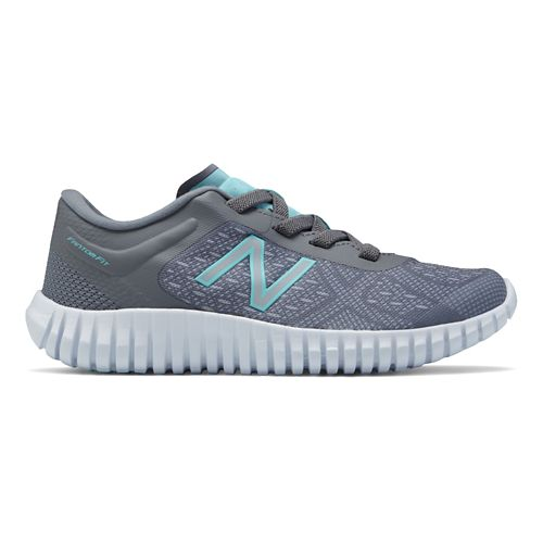 New Balance 99v2 Running Shoe - Grey/White 4Y