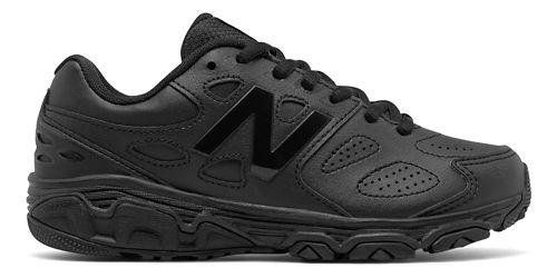 New Balance 680v3 Running Shoe - Black 6Y