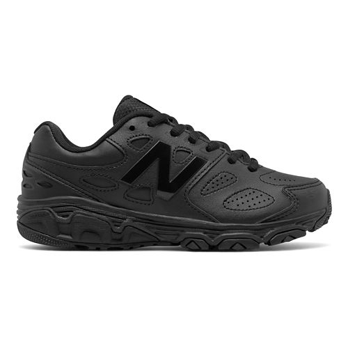 New Balance 680v3 Running Shoe - Black 4Y