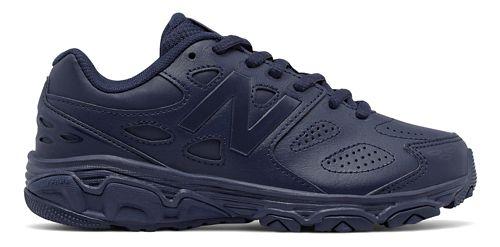 New Balance 680v3 Running Shoe - Navy 2.5Y
