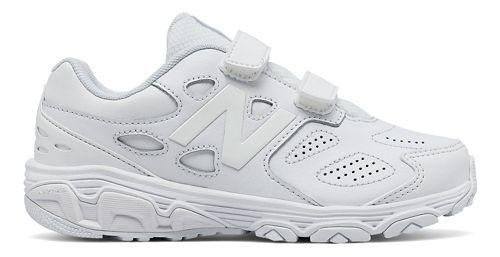 New Balance 680v3 Running Shoe - White 4Y