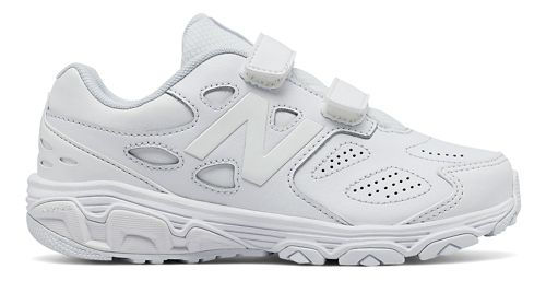 New Balance 680v3 Running Shoe - White 6.5Y