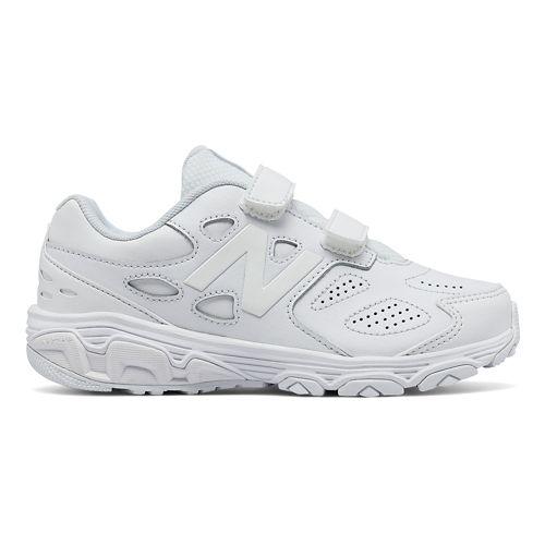New Balance 680v3 Running Shoe - White 10.5C