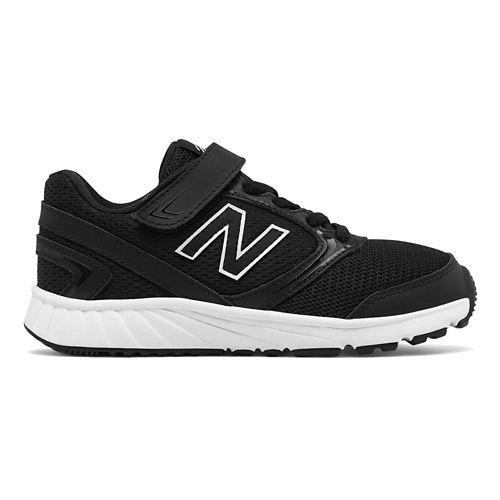 New Balance 455v1 Running Shoe - Black/White 3Y