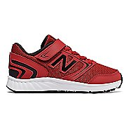 Kids New Balance 455v1 Running Shoe - Red/Black 4Y