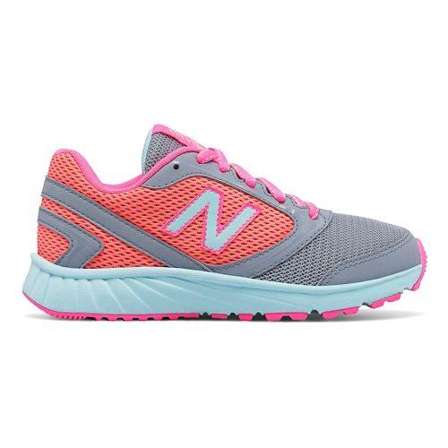New Balance 455v1 Running Shoe - Grey/Pink 11C