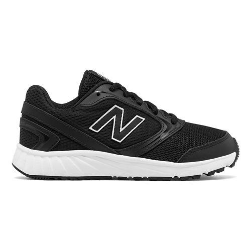 New Balance 455v1 Running Shoe - Black/White 13C