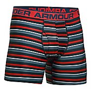 "Mens Under Armour O Series 6"" Printed Boxer Brief Underwear Bottoms"