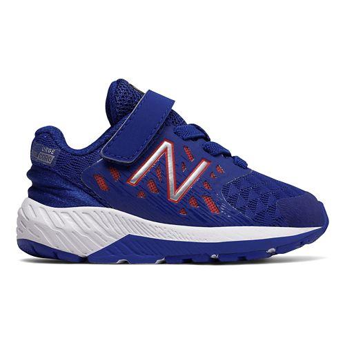 New Balance Urge v2 Running Shoe - Blue/Red 5.5C