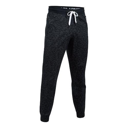 Mens Under Armour Performance Chino Jogger Pants - Black 3XL