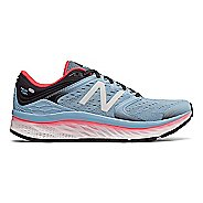 Womens New Balance Fresh Foam 1080v8 Running Shoe - White/Green 7
