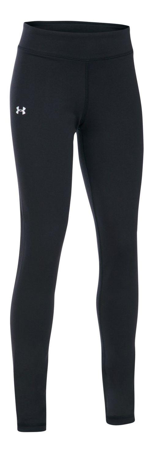Under Armour Favorite Knit Legging  Tights - Black YL