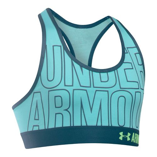 Under Armour Graphic Armour Sports Bras - Blue Infinity YS