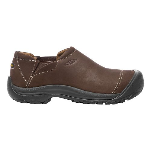 Mens Keen Ashland Casual Shoe - Chocolate Brown 14