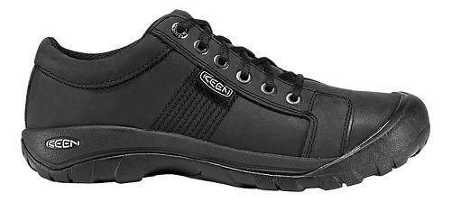 Mens Keen Austin Casual Shoe - Black 7