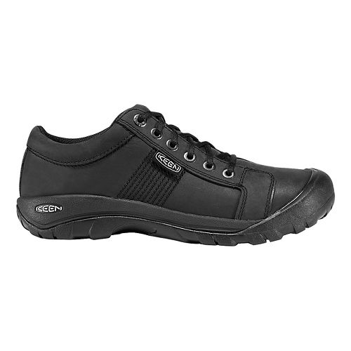 Mens Keen Austin Casual Shoe - Black 10