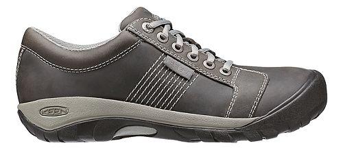 Mens Keen Austin Casual Shoe - Gargoyle/Grey 11.5