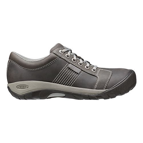 Mens Keen Austin Casual Shoe - Gargoyle/Grey 10