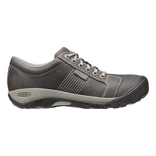 Mens Keen Austin Casual Shoe - Gargoyle/Grey 13