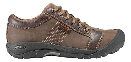Mens Keen Austin Casual Shoe - Chocolate Brown 7.5