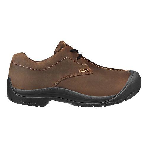 Mens Keen Boston III Casual Shoe - Cascade Brown 11