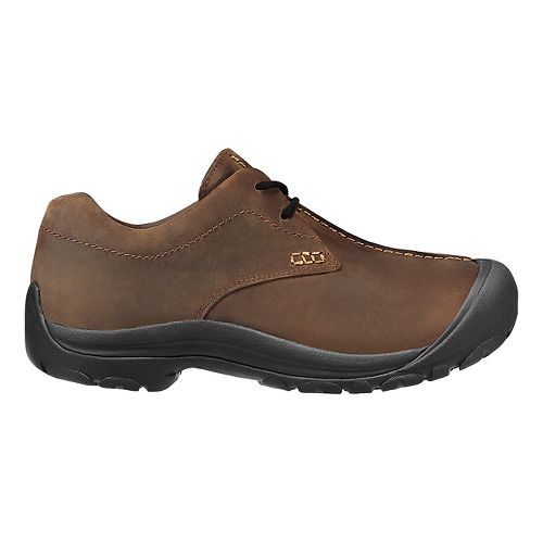 Mens Keen Boston III Casual Shoe - Cascade Brown 8