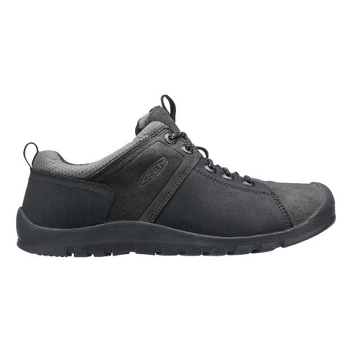 Mens Keen Citizen KEEN Low WP Casual Shoe - Magnet/Black 12