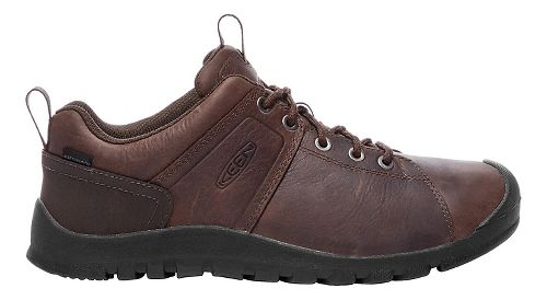 Mens Keen Citizen KEEN Low WP Casual Shoe - Brown 11