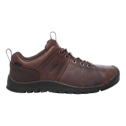 Mens Keen Citizen KEEN Low WP Casual Shoe - Brown 8.5