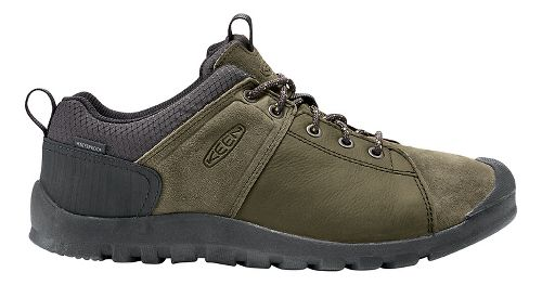 Mens Keen Citizen KEEN Low WP Casual Shoe - Caper/Nugget 9