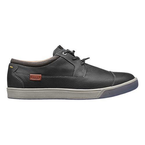 Mens Keen Glenhaven Casual Shoe - Black 8