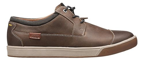 Mens Keen Glenhaven Casual Shoe - Cascade Brown 11