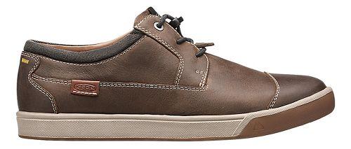 Mens Keen Glenhaven Casual Shoe - Cascade Brown 8