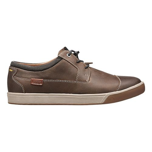 Mens Keen Glenhaven Casual Shoe - Cascade Brown 8
