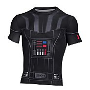 Mens Under Armour Vader Full Suit Compression Short Sleeve Technical Tops