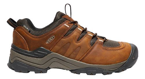Mens Keen Gypsum II WP Hiking Shoe - Canyon/Earth 11.5