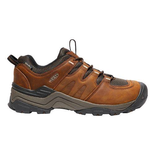 Mens Keen Gypsum II WP Hiking Shoe - Canyon/Earth 13