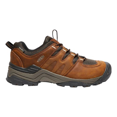 Mens Keen Gypsum II WP Hiking Shoe - Canyon/Earth 9.5