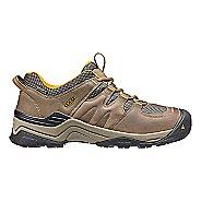 Mens Keen Gypsum II WP Hiking Shoe - Brown/Yellow 10.5